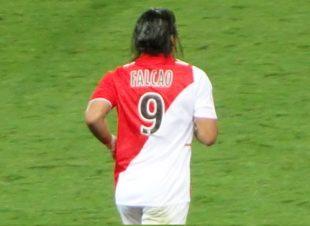 Radamel Falcao. Fonte: Philippe Agnifili (flickr.com)