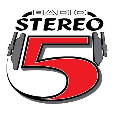 Il logo di Radio Stereo 5