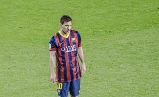 Messi al Barcellona - Fonte: Wikipedia Autore: Dudek1337