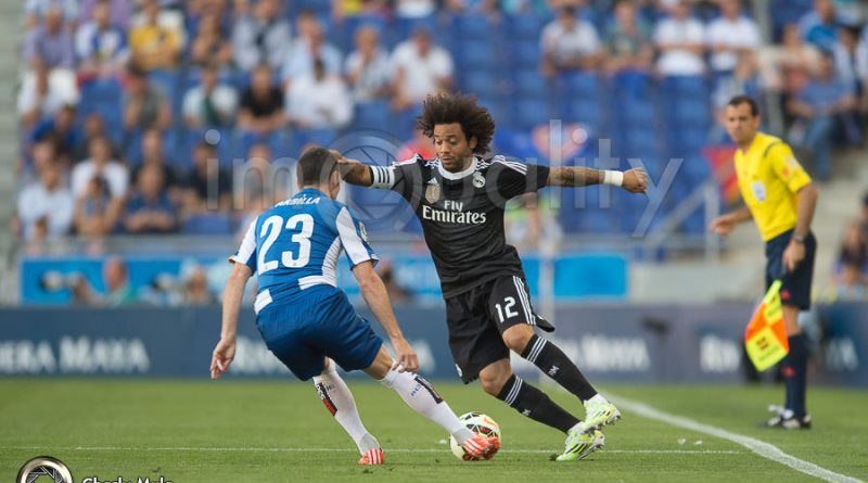 Marcelo al Real Madrid - Fonte: Francesco Mula de Haro, flickr