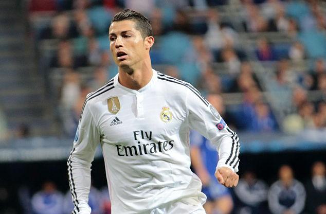 Cristiano Ronaldo. Fonte: Dudek1337 (wikipedia.org)