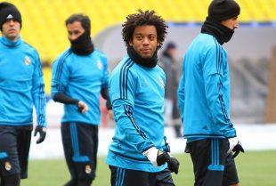 Marcelo al Real Madrid - Fonte: Майоров Владимир (Wikipedia)
