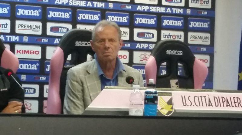 Maurizio Zamparini (Fonte: Giovanni Mazzola)