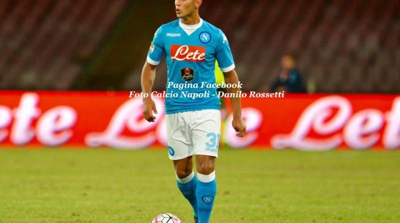 """Ghoulam - Fonte: Pagina Facebook """"Foto Calcio Napoli - Danilo Rossetti"""""""