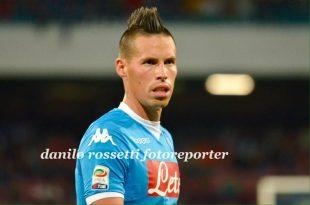 """Hamsik - Fonte: Pagina Facebook """"Foto Calcio Napoli - Danilo Rossetti"""""""