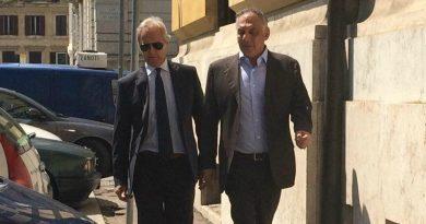 Pallotta, presidente della Roma - Fonte immagine: Riccardo Cotumaccio