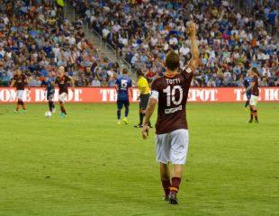 Totti - Fonte immagine: Brent Flanders