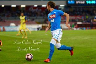 Foto Calcio Napoli - Danilo Rossetti (Facebook)