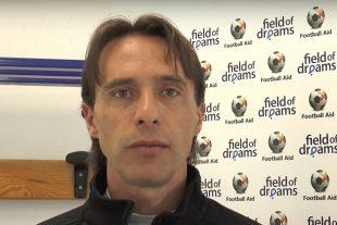 Enrico Chiesa - Fonte immagine: Football Aid, Youtube