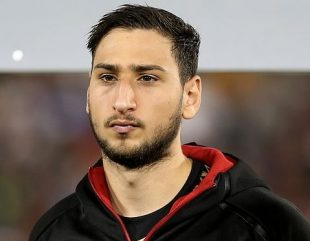 Donnarumma al Milan di Doha Stadium Plus Qatar, Flickr