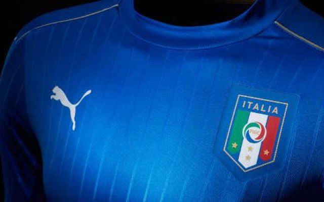 Maglia Italia - Fonte: profilo Flickr Nazionale Calcio