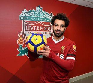 Mohamed Salah al Liverpool (fonte: Stevemany, own work, wikimedia.org)