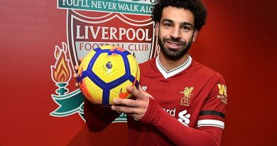 Mohamed Salah al Liverpool in Premier League (fonte: Stevemany, own work, wikimedia.org)