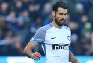 Candreva all'Inter - Fonte immagine: sassuolocalcio.it