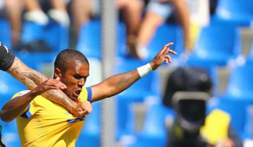 Douglas Costa alla Juventus - Fonte immagine: sassuolocalcio.it
