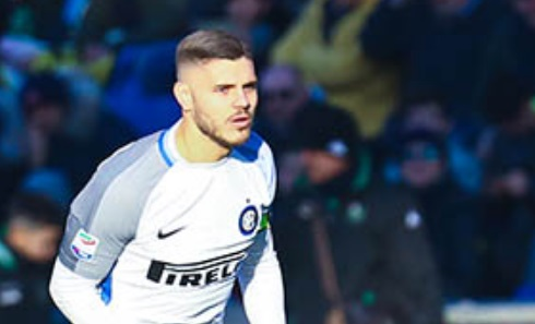 Icardi all'Inter - Fonte immagine: sassuolocalcio.it