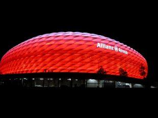Allianz Arena, stadio del Bayern Monaco - Fonte immagine: Hitrandil, Wikipedia