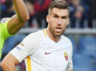 Strootman Roma - Fonte immagine: genoacfc.it