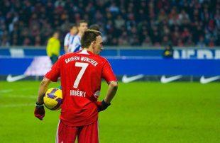 Ribery al Bayern Monaco - Fonte immagine: André Zehetbauer, Wikipedia