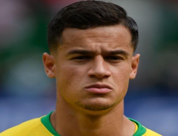 Coutinho nel Brasile - Fonte: Granada, Wikipedia