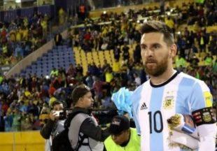 Messi nell'Argentina - Fonte: Agencia de Noticias ANDES, Wikipedia
