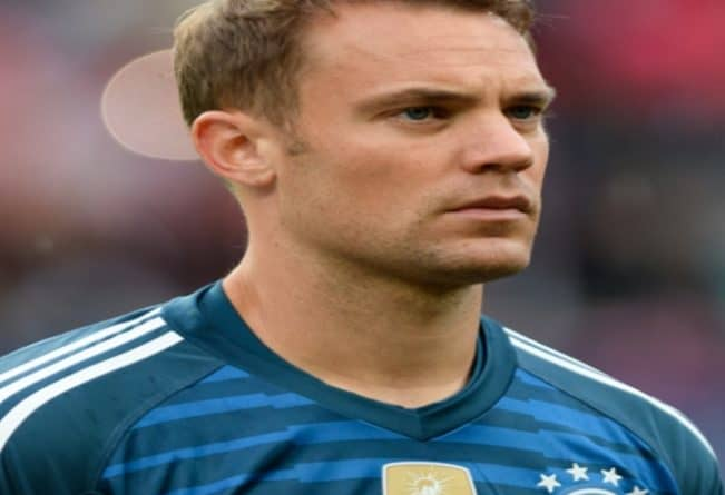 Neuer nella Germania - Fonte: Granada, Wikipedia