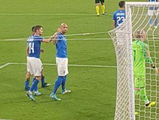 Zaza in Italia-Olanda - Fonte immagine: Fabiola Inter