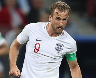 Kane nell'Inghilterra - Fonte: Антон Зайцев, soccer.ru - Wikipedia