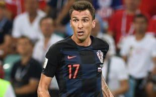 Mandzukic nella Croazia - Fonte: Анна Нэсси, soccer.ru - Wikipedia
