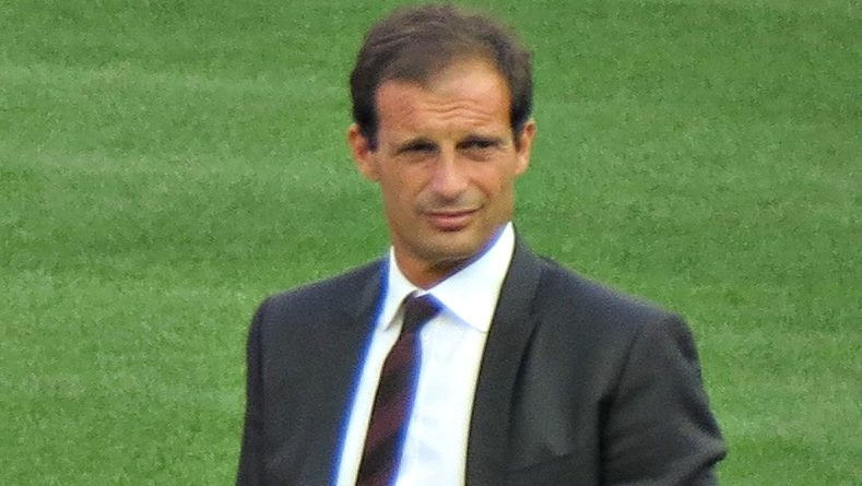 Allegri, Serie A - Fonte: goatling, Flickr-Wikipedia