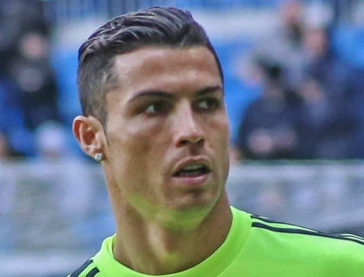 Cristiano Ronaldo/CR7- Fonte: Ruben Ortega, Wikipedia