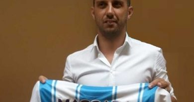 Giuseppe Mascara - Fonte immagine: Agrigentosport.com