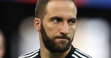 Higuain - Fonte immagine: Кирилл Венедиктов, soccer.ru - Wikipedia