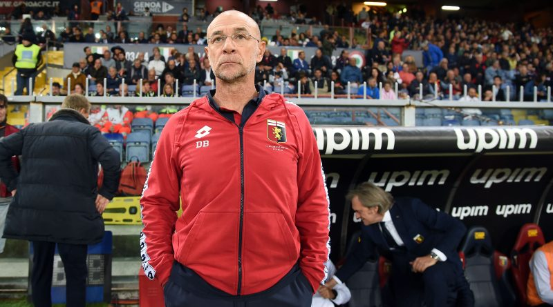 Davide Ballardini Fonte: Genoacfc.it