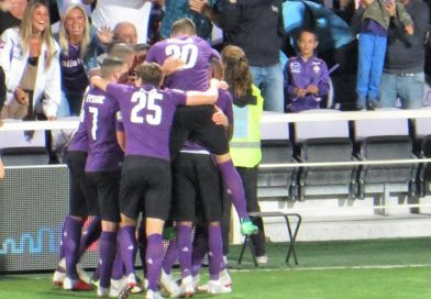 Fiorentina in goal - Fonte immagine: Federico Berni