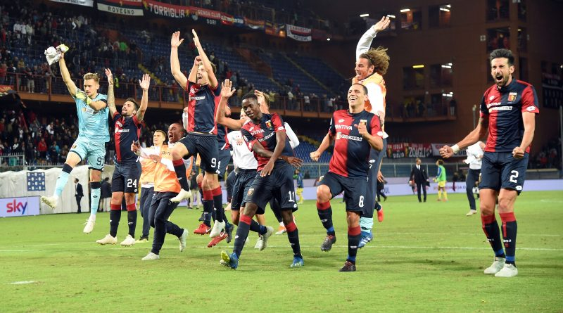 Genoa-Chievo di genoacfc.it