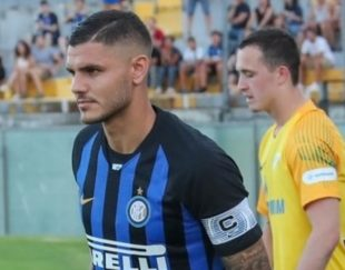 Icardi all'Inter - Fonte immagine: Вячеслав Евдокимов, Fc-zenit.ru - Wikipedia
