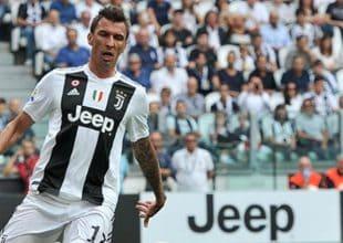 Mandzukic nella Juventus - Fonte immagine: sassuolocalcio.it