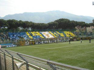 Juve Stabia in Serie C - Fonte immagine: Claudio Cascone (Devil90), Wikipedia