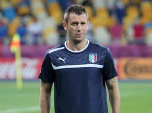 Cassano - Fonte immagine: Олег Дубина, Football.ua - Wikipedia