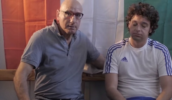 """Ciccio Graziani recita in un video per """"CALCIATORI BRUTTI"""", nota pagina social"""