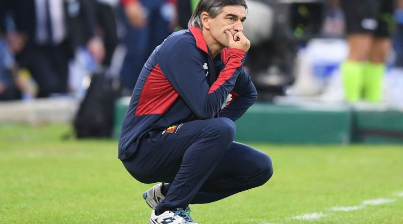 Foto: Ivan Jurić Fonte: genoacfc.it
