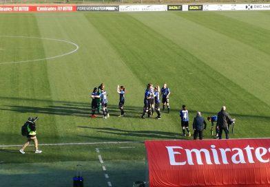 Calcio femminile, Serie A – Tutto invariato in vista del big match