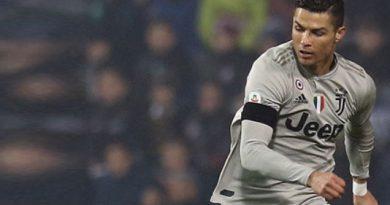 Cristiano Ronaldo alla Juventus di sassuolocalcio.it