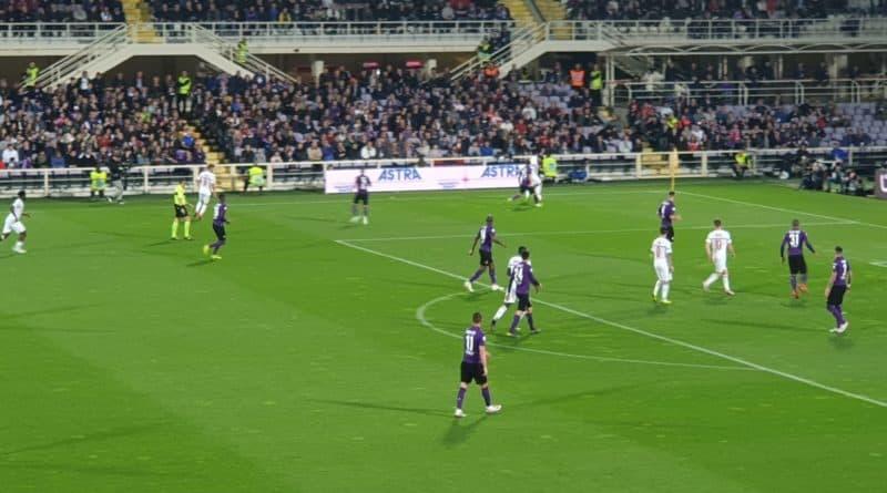 Fiorentina-Milan di Federico Berni