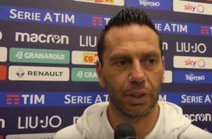 Luciano Zauri, allenatore del Pescara