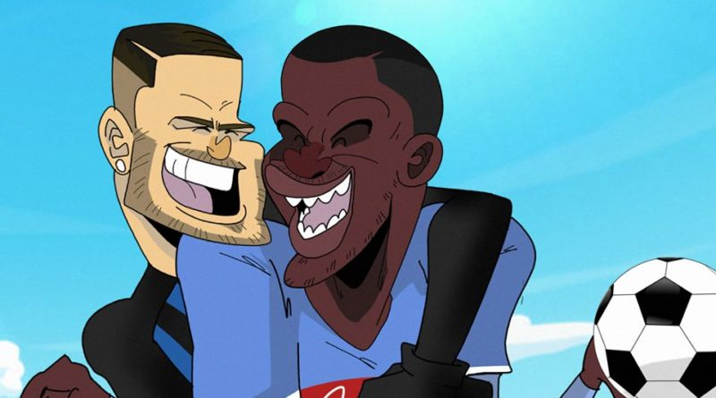 Icardi e Koulibaly contro il razzismo di FIFA comics