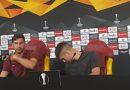 Roma, Fonseca e Mancini in conferenza