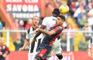 Genoa-Udinese genoacfc.it / tanopress