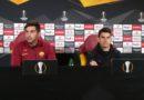 Roma, Fonseca e Perotti in conferenza